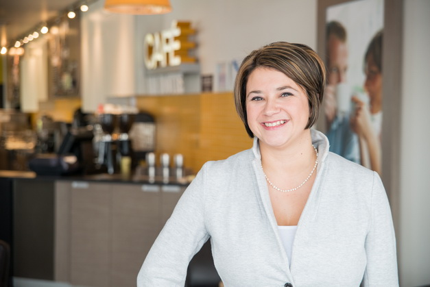 Karine Tanguay, VAN Houtte, portrait d'affaires